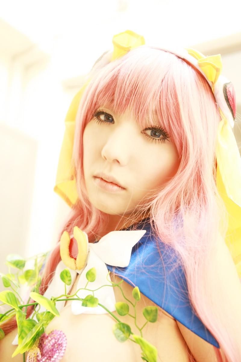 Sexy cosplay Misaki Hanamura 19