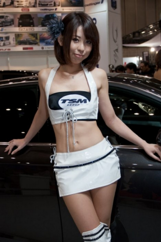 Asian sexy race queens 04