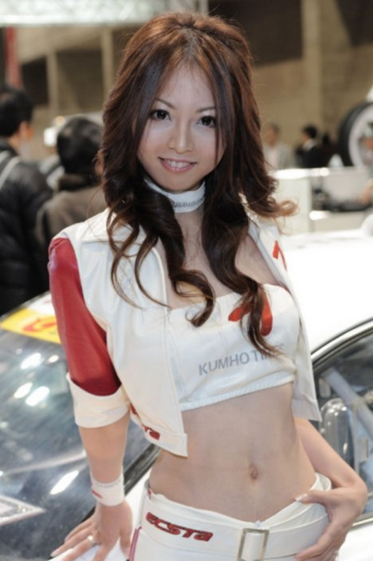 Asian sexy race queens 05